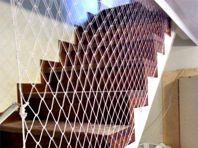 Redes para Escadas